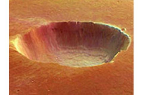 Interview: Das neue Bild vom Mars