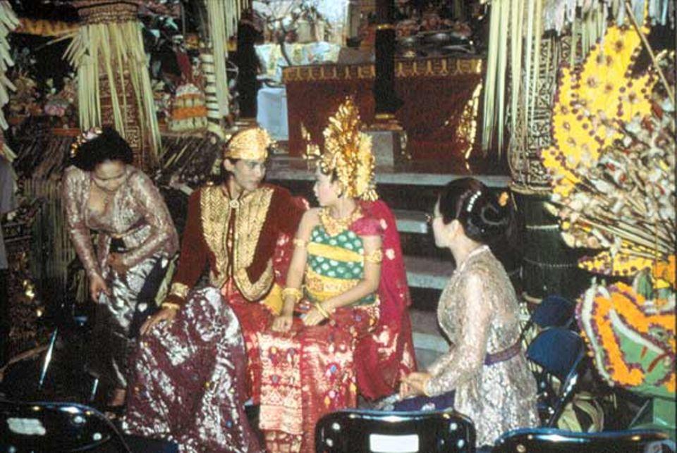 Eine Liebe auf Bali