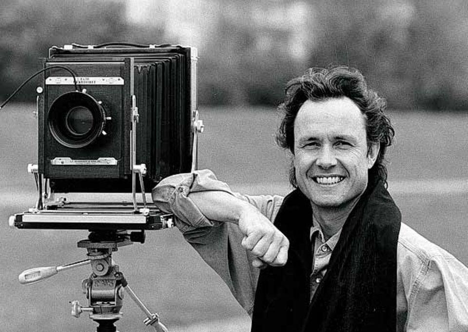Wolfgang Volz zählt seit Jahrzehnten zu den profiliertesten deutschen Fotografen