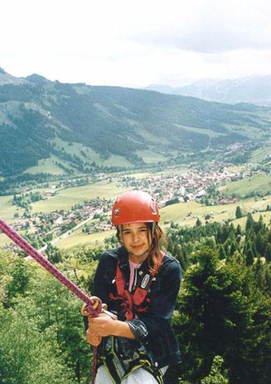 Wandern und Klettern mit Kindern