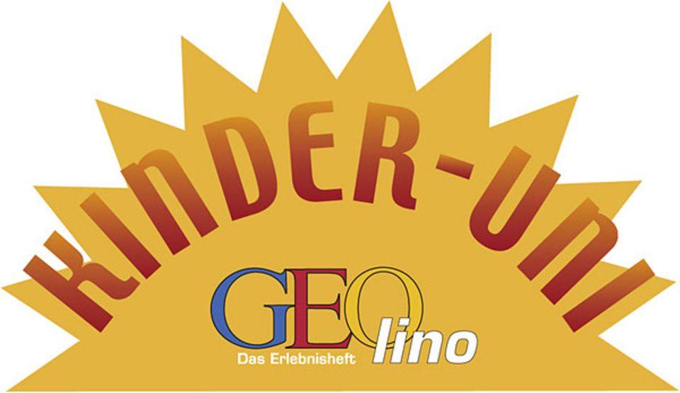 Kinder-Uni und GEOlino - ein gutes Team