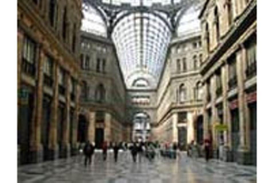Liebeserklärung an Neapel