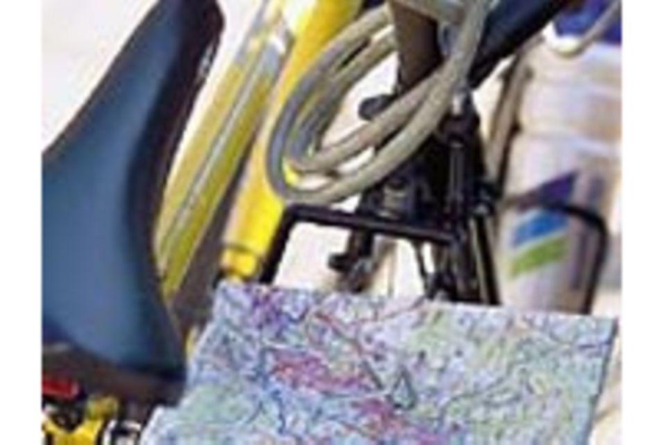 Burgund: Mit dem Rad auf Probentour