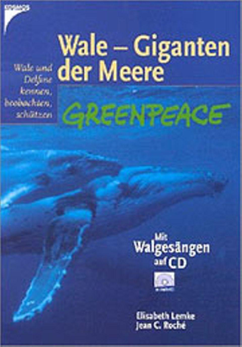 Buch-Tipp: Wale - Giganten der Meere