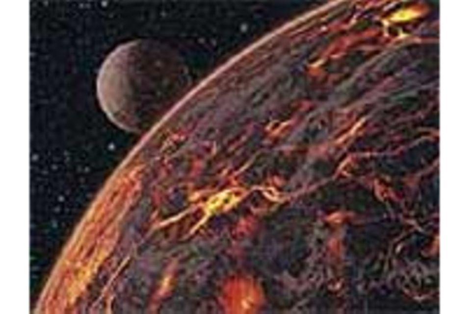 Vom Sternenstaub zur Entstehung des Lebens