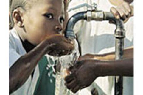 Wir brauchen sauberes Wasser!