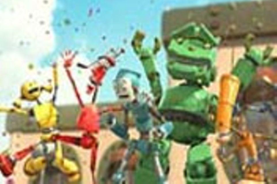 """Filmtipp: """"ROBOTS"""" mit Gewinnspiel"""