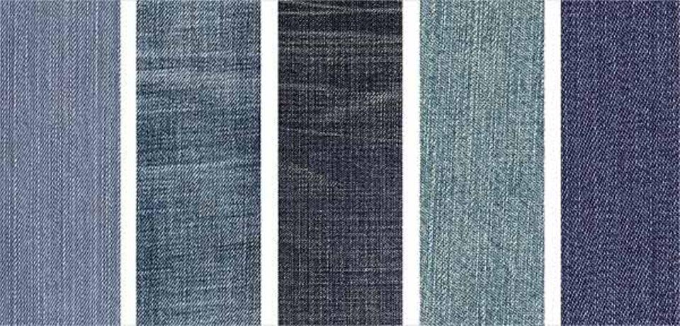 Geschichte: Verschiedene Färbung und Behandlung des Denim verändern den Jeans-Look