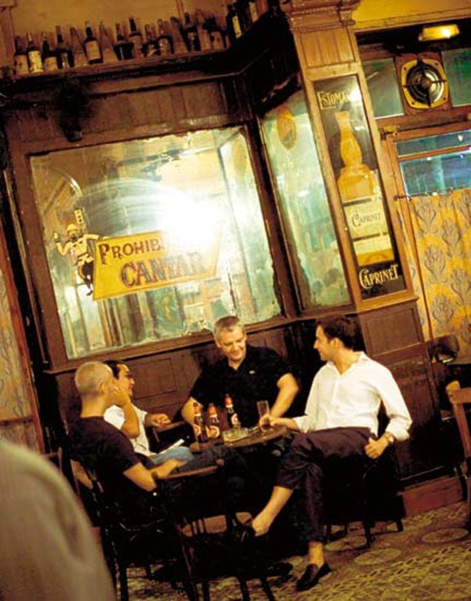 """Hier tranken schon Dalí und Picasso - die Bar """"Marsella"""""""