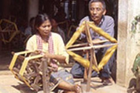 Kambodscha - Die Seele der Seide