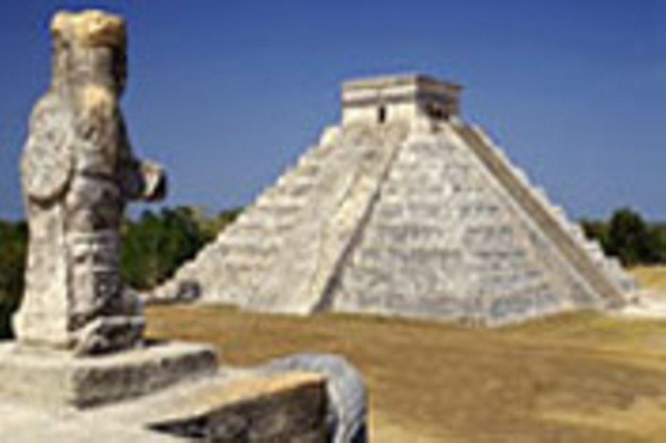 Geschichte der Maya: Ballspiele bei den Maya: Kampf um Leben und Tod