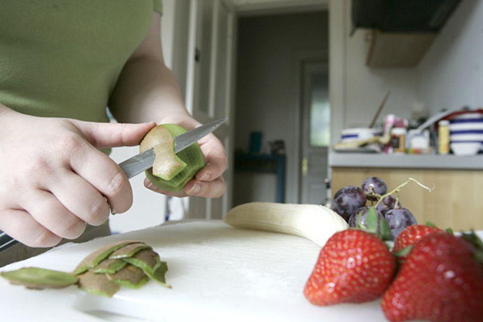 Rezept: Früchte vorbereiten