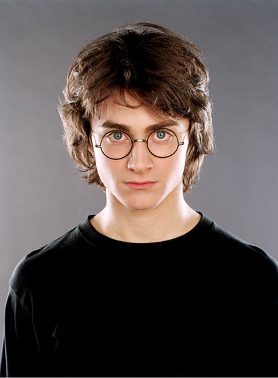 Harry Potter Filme Wer Harry Und Hermine Spielt Geolino
