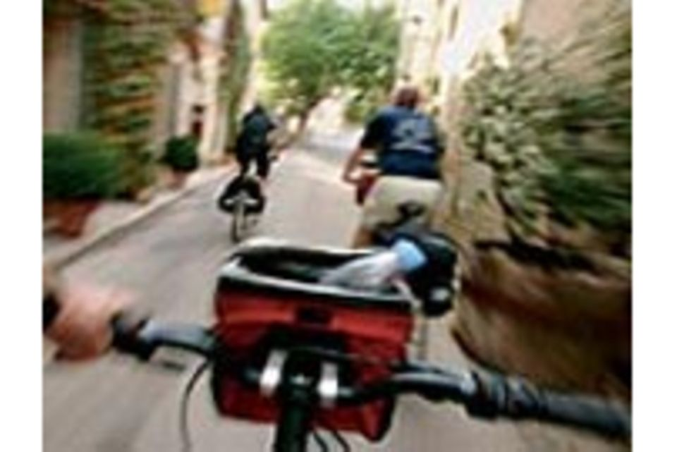 Provence: Radtour mit Genuss