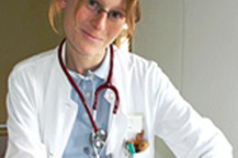 Beruf:  Arzt