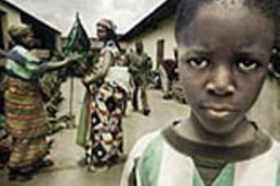 Fotos aus Ruanda