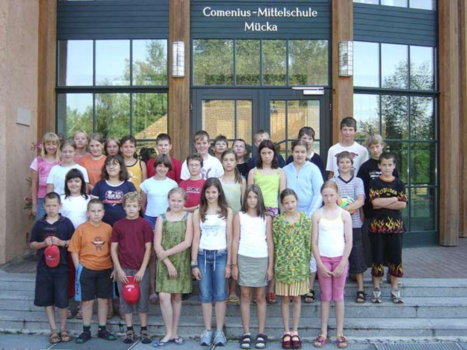 Gewonnen! Die Klassen 5a und 5b der Comenius-Mittelschule in Mücka überzeugten die Jury spielerisch