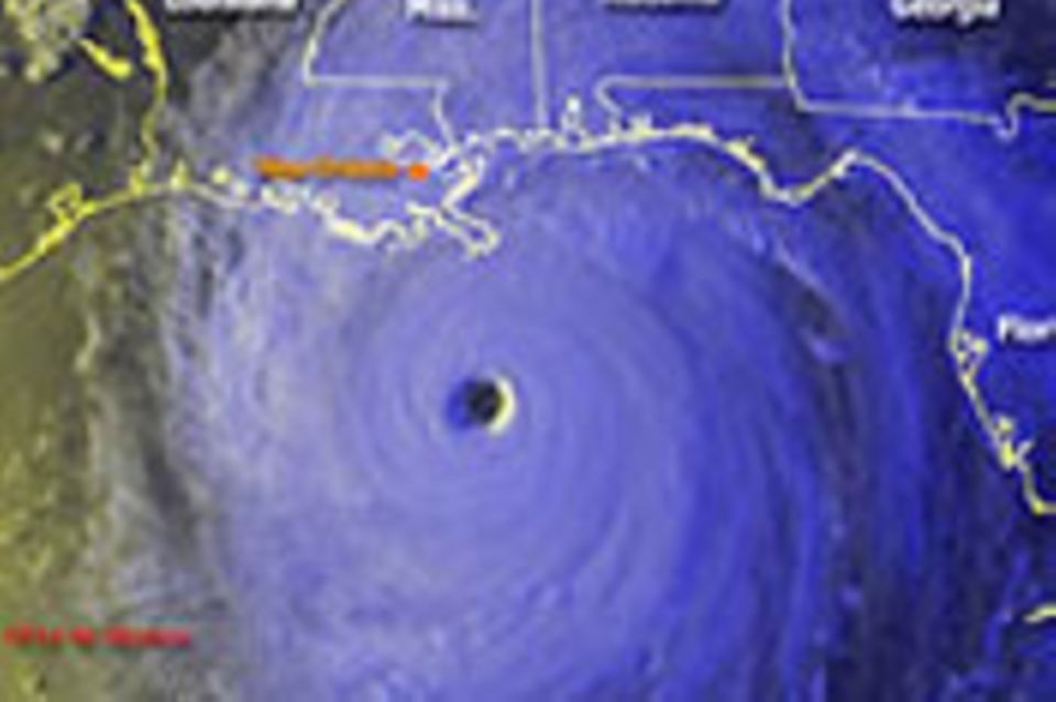 """Hurrikan """"Katrina"""": Der große Unbekannte"""