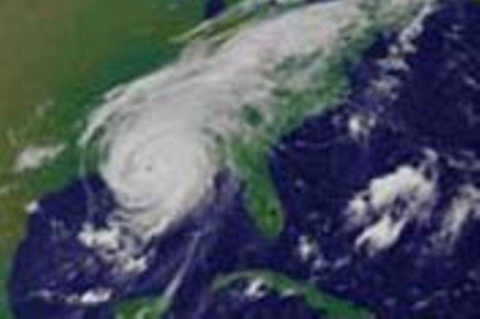 """Hurrikan """"Katrina"""": New Orleans und die Folgen"""