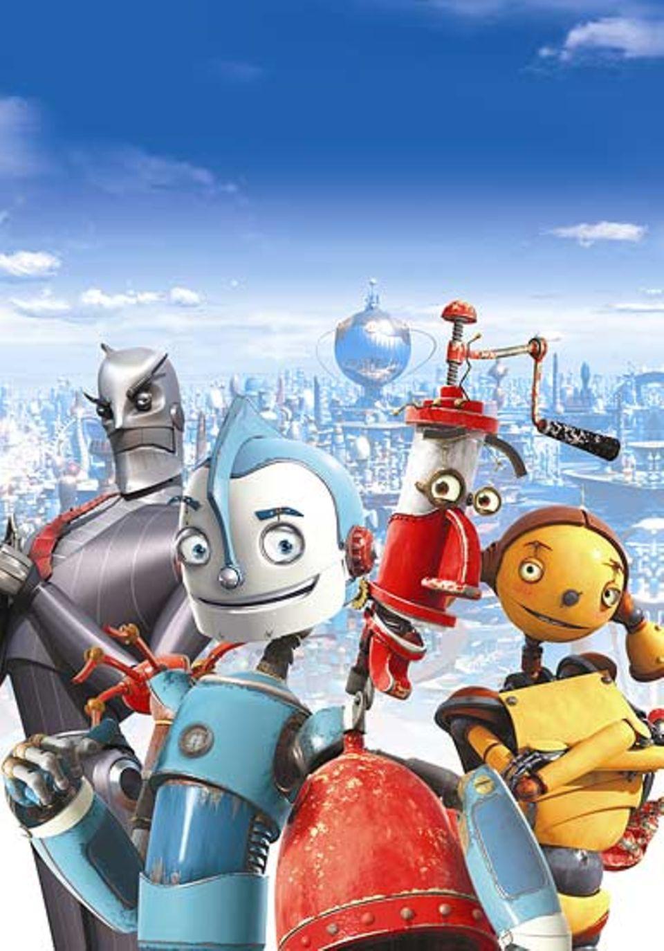 """""""Robots"""""""