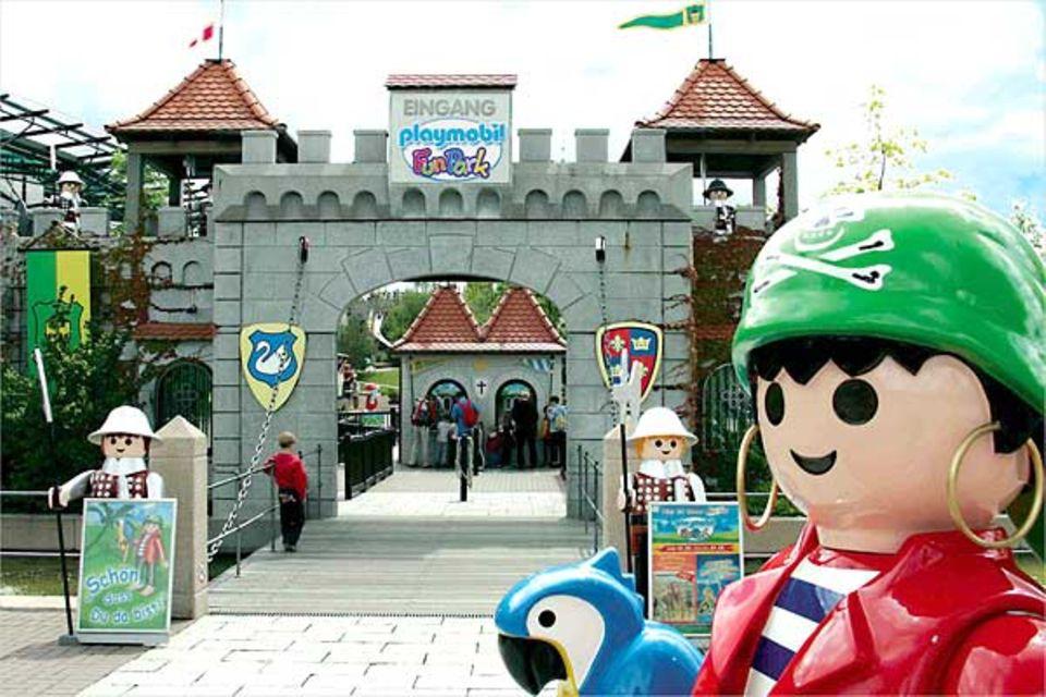 Gewinnt ein Wochenende im Playmobil-FunPark in Zirndorf bei Nürnberg