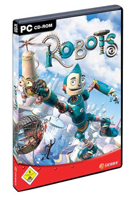 "Großes ""Robots""-Gewinnspiel - die Gewinner"