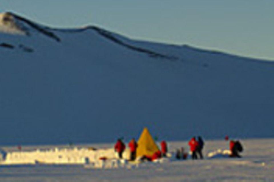 Tagebuch: Expedition ans Ende der Welt