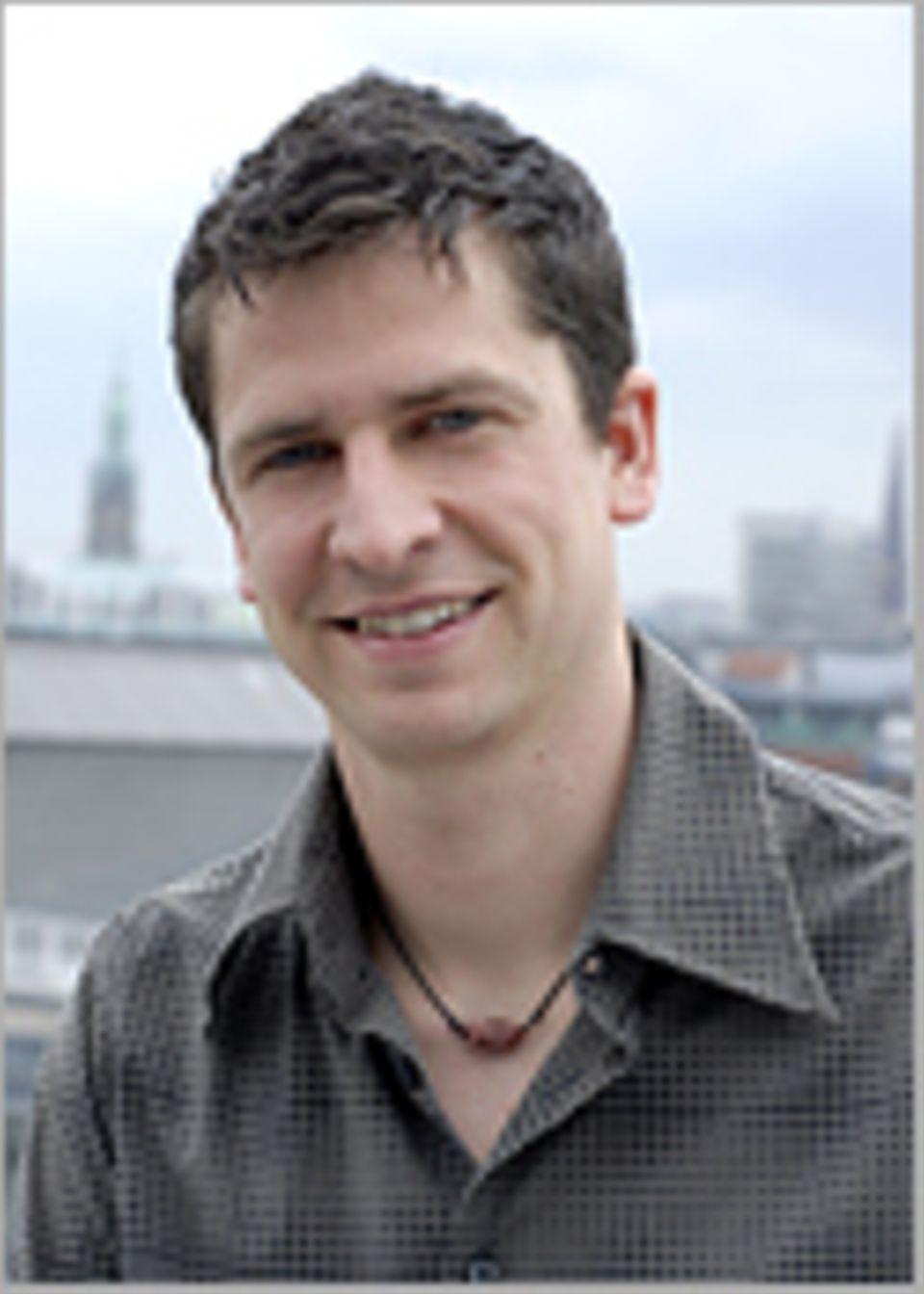 GEO-Redakteur Lars Abromeit