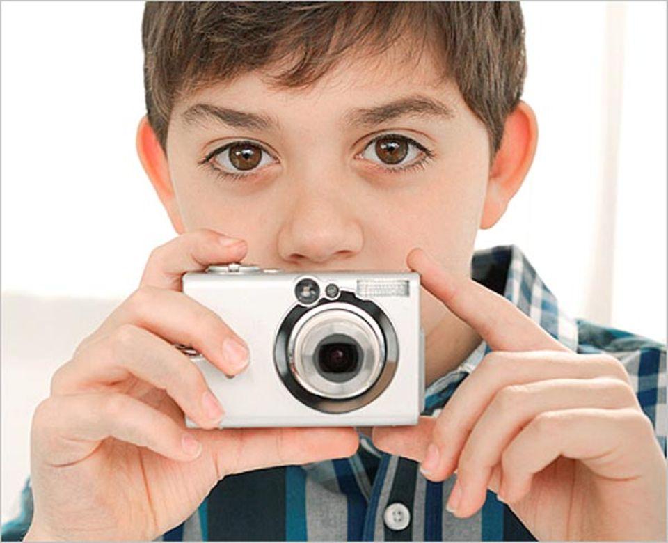 Fotografieren macht Spaß