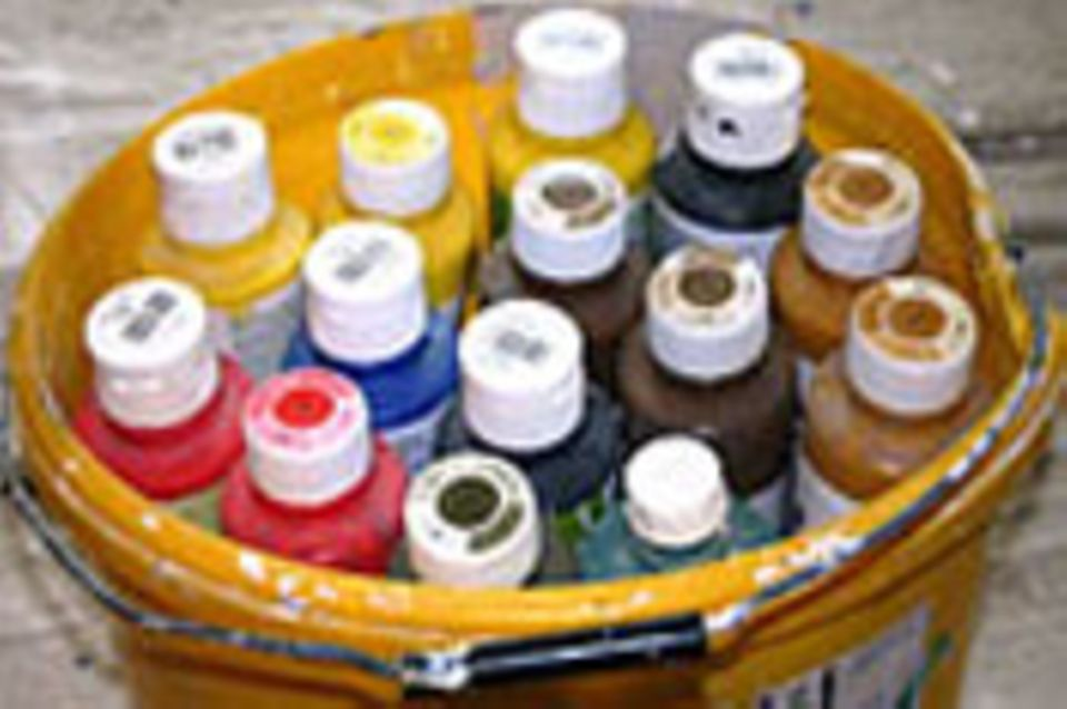 Beruf: Maler