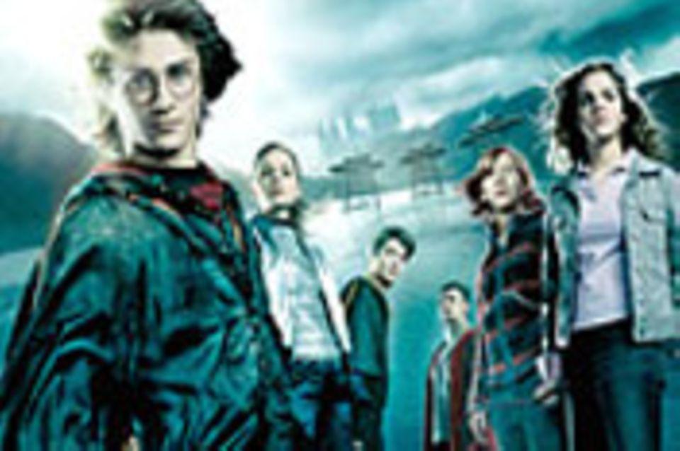 Fotoshow: Harry Potter und der Feuerkelch