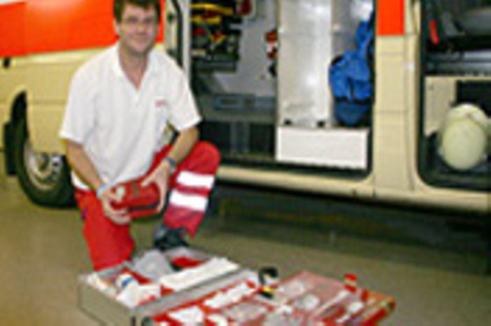 Beruf: Rettungsassistent