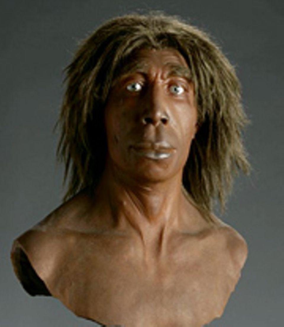 Geschichte: Der Homo neanderthalensis war vor 20 000 bis 27 000 Jahren in Europa und Vorderasien zu Hause