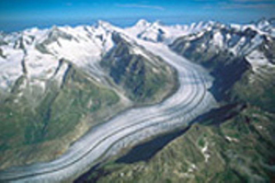 Gletscher: Rückzug der Riesen
