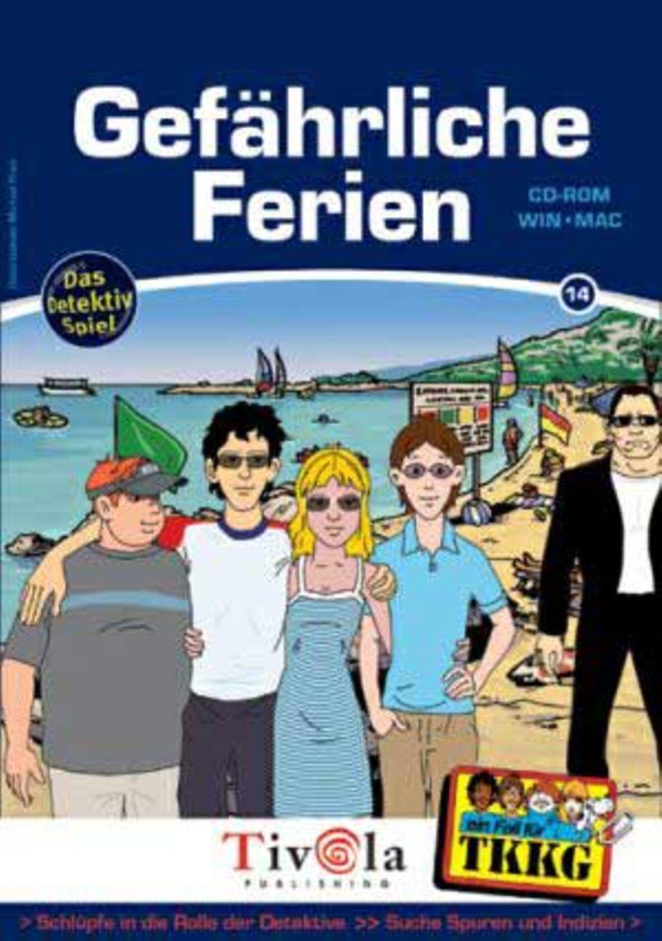 """""""TKKG: Gefährliche Ferien"""""""