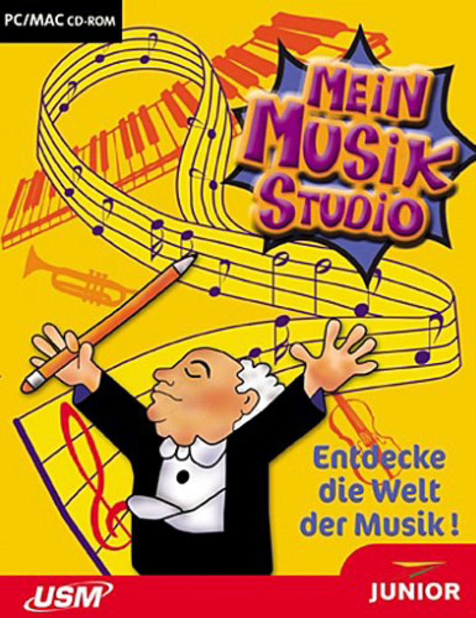 """Mein Musik Studio"""