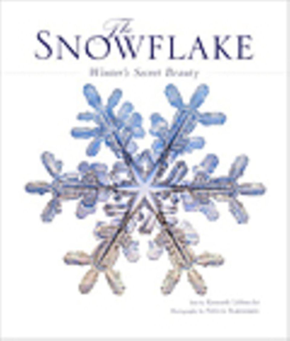 The Snowflake: Winter's Secret Beauty von Kenneth Libbrecht und Patricia Rasmussen