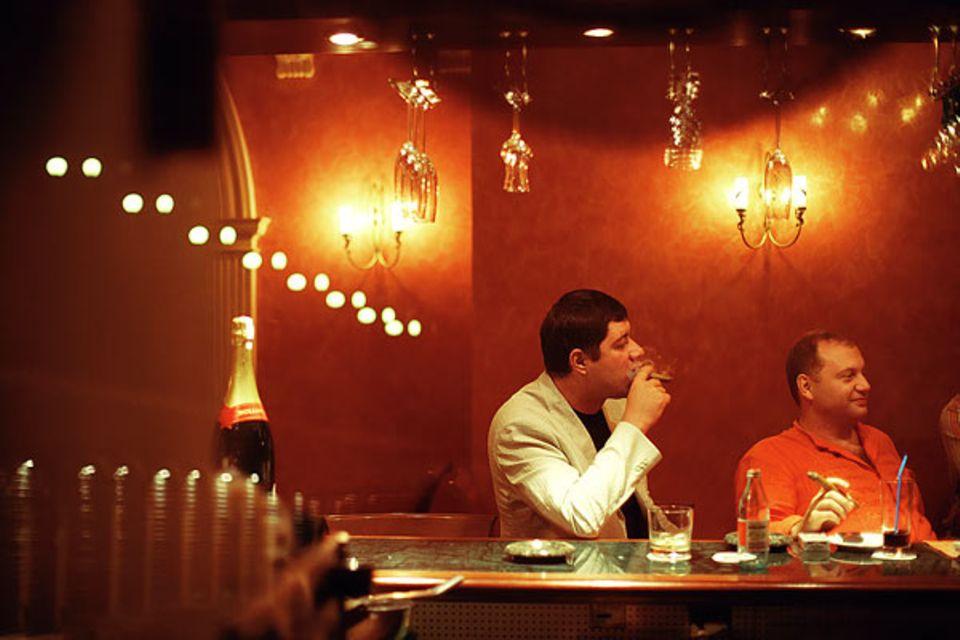 """Das """"Otrada"""" gilt als exklusivstes Hotel der Stadt"""