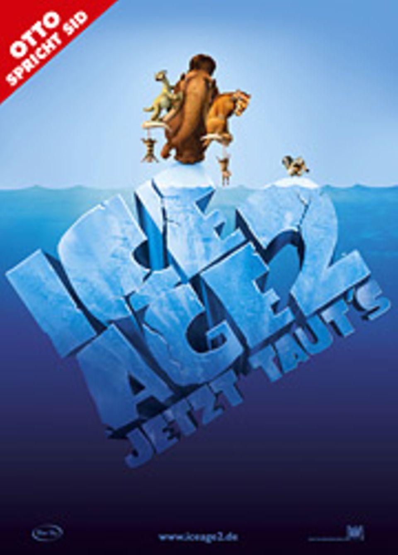 """Kinotipp: Ice Age 2 - """"Jetzt taut es"""""""