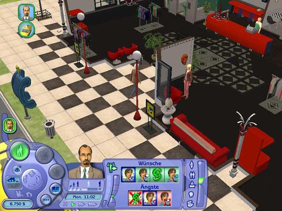 Softwaretest: Mit den Sims das eigene Shoppingcenter eröffnen
