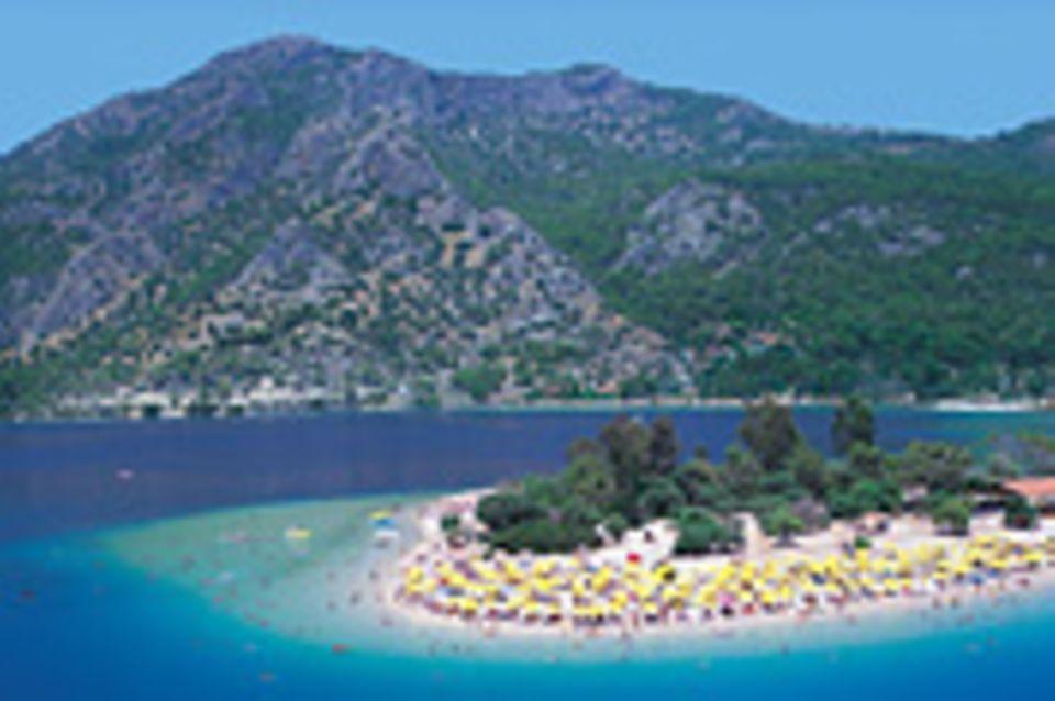 Südküste: Die türkische Riviera