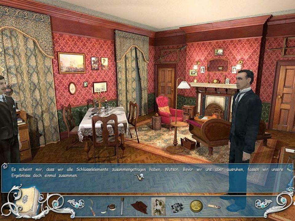Sherlock Holmes hat noch jedes Geheimnis geknackt und diesmal sollt ihr ihm dabei helfen