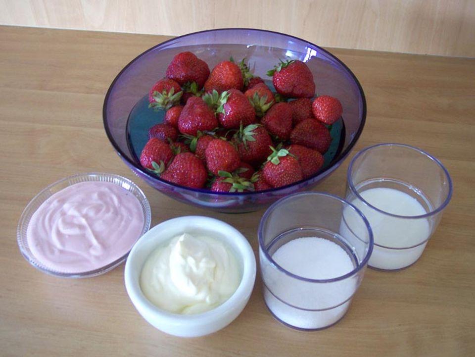 Rezepte: Eiskalte Erfrischungen für den Sommer