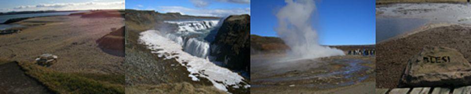 Reykjavik: Wasser marsch!