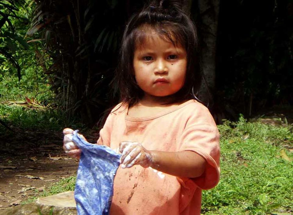 Kind in Runallacta