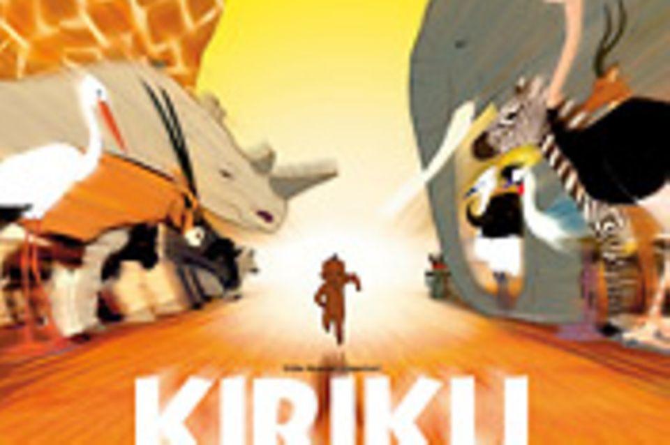 Kiriku und die wilden Tiere