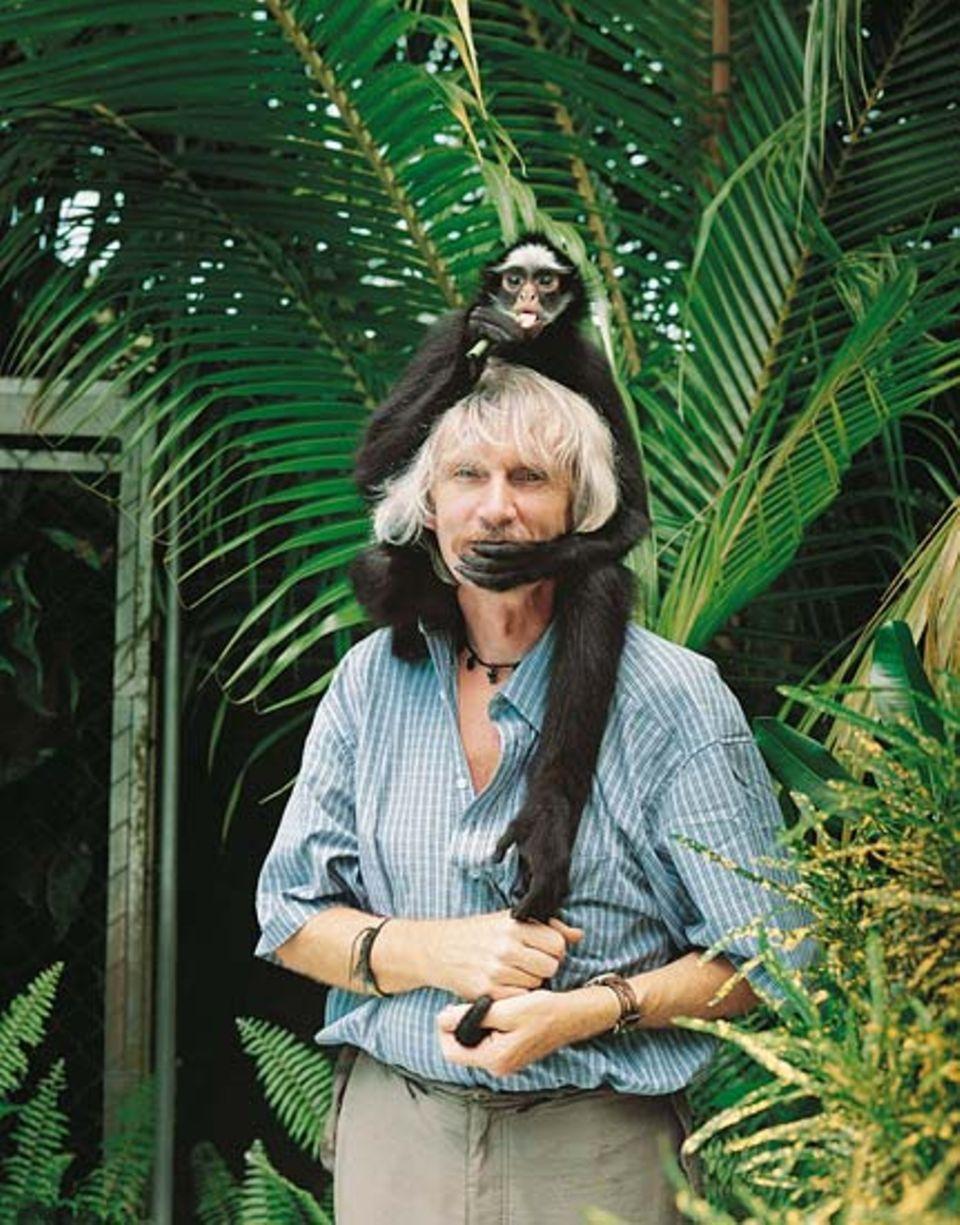 1996 Marc van Roosmalen erhielt von Händlern ein winziges Tier. Nach monatelanger Suche fand der Biologe heraus: Dieses Tier zählte zu einer neuen Art!