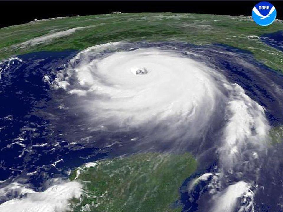 Je nach Region haben die Wirbelstürme unterschiedliche Namen. In Amerika heißen die Wolkenkreisel Hurrikane, in Ostasien Taifune, in Indien Zyklone