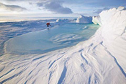Antarktis: Archiv der Vorzeit