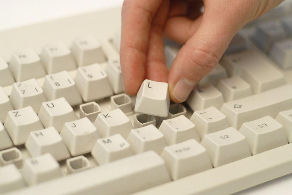 Basteltipp: Buchstabenmagnete